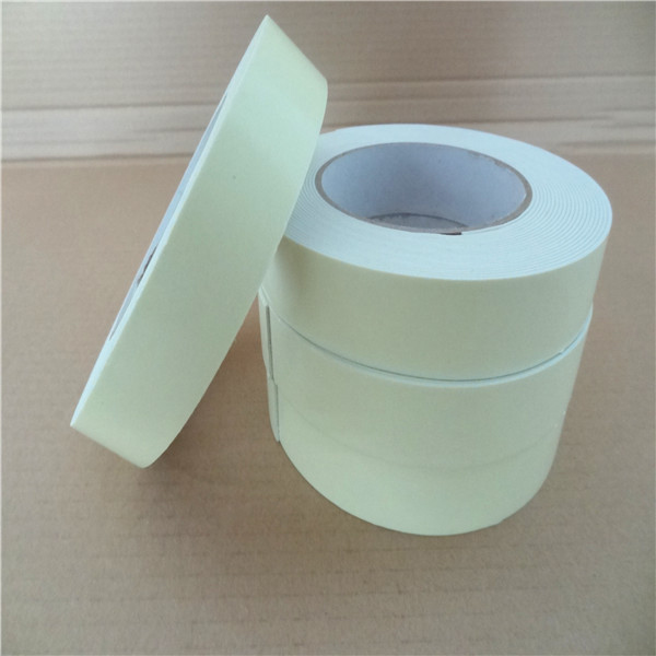 Anti - Aging Weather Stripping EVA Foam Tape Temperature Resist Good Flexibility