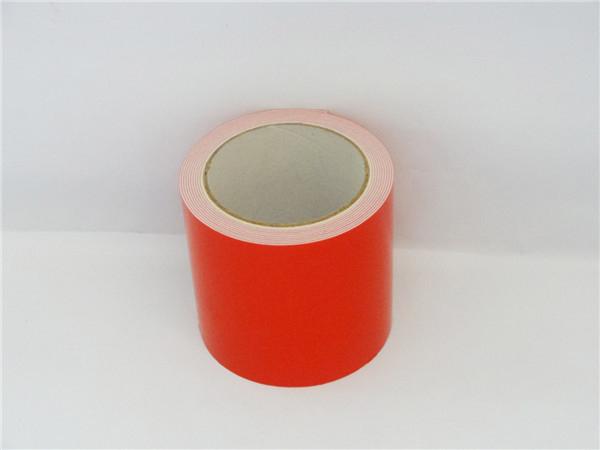 Thick High Density PE Foam Tape Moisture - Proof Sticking Glass