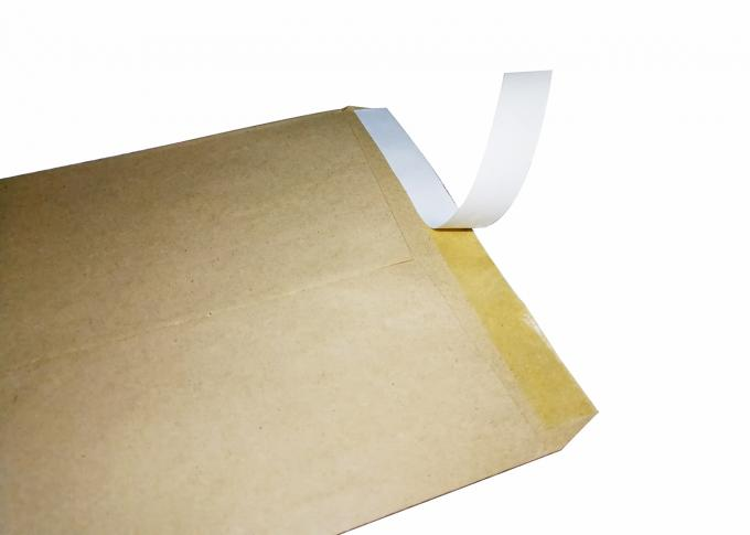 Splicing paper tissue tape for seal envelope