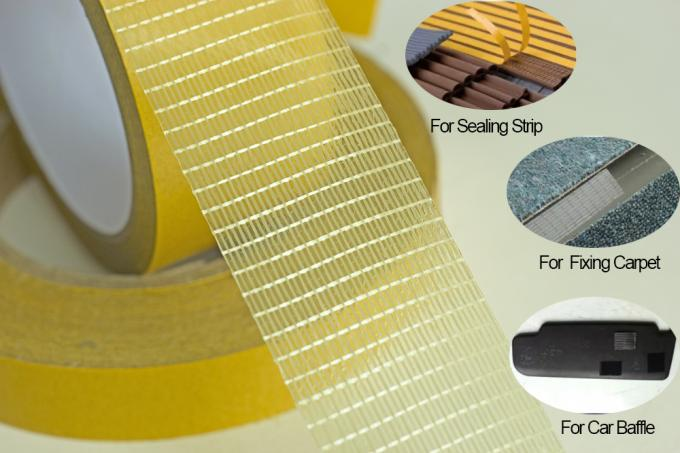 Filament Mesh Tape For Carpet Seaming And Fixed