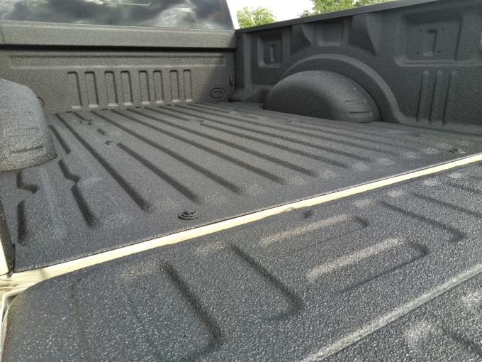 string trim tape for truck bed liner edge cutting