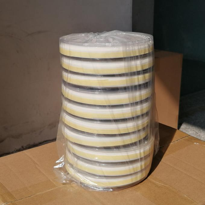 Packing of wire edge masking tape