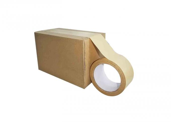 gummed brown paper tape for sealing cartons