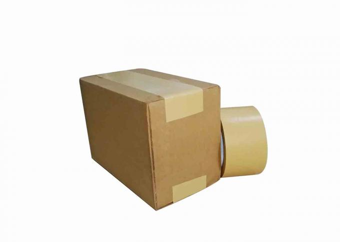 Kraft Paper Gum Tape For Carton Shipping Packaging