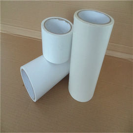 Weather Resistant Double Sided Tissue Tape Cotton Paper Excellent Shear Stability