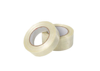 Alkali Resistant Fiberglass Mesh Tape Transparent Reinforces Joints In Plasterboard