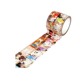 China Writing Printed Custom Washi Japanese Paper Tape supplier