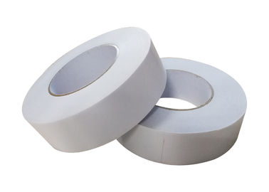 Heat Resistant 100 Degree~150 Degree Tissue Tape For Splicing Paper