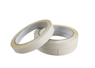 High Temperature Resistance Double Coated Tissue Tape / Double Sided Splicing Paper