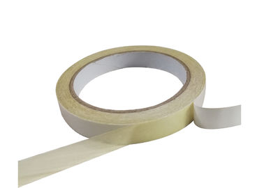 High Adhesion Double Sided Coated Tissue Paper Tape For Office Handwork Sticky
