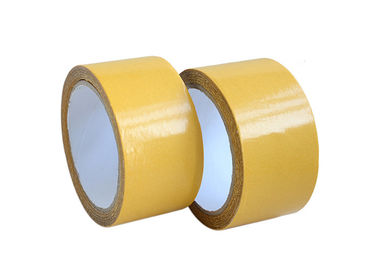 Strong Sticky Glass Fiber Reinforced Adhesive Filament Tape For Stick The Weatherstrip
