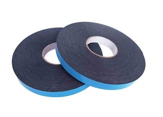 0.8mm Thick Self Adhesive Foam Sealing Tape For Construction Customized Size