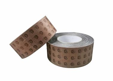 Water resistant Customized Pattern Designed Decorated Duct Tape For Packing