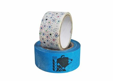 Heavy Strong Adhesive Offer Printed Logo Cloth Duct Tape With Multi Colors Prints Craft
