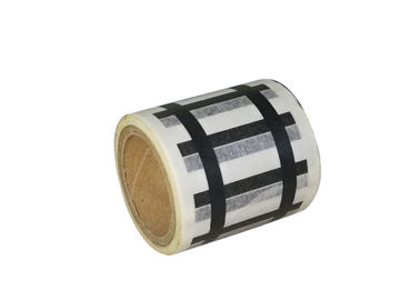 Road Markings Themed Washi Paper Tape Roll 15mm x 10 Metres ISO SGS
