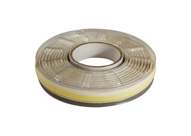 Waterproof Wire Trim Masking Tape Steel PET Hot Melt Adhesive Heavy Duty Package
