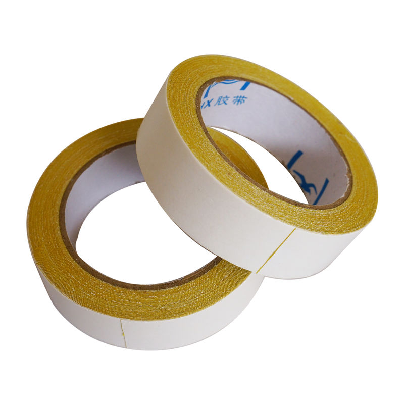 350mic  thick Double Sided Carpet Tape Hot Melt Adhesive Exhibition Carpet Seaming