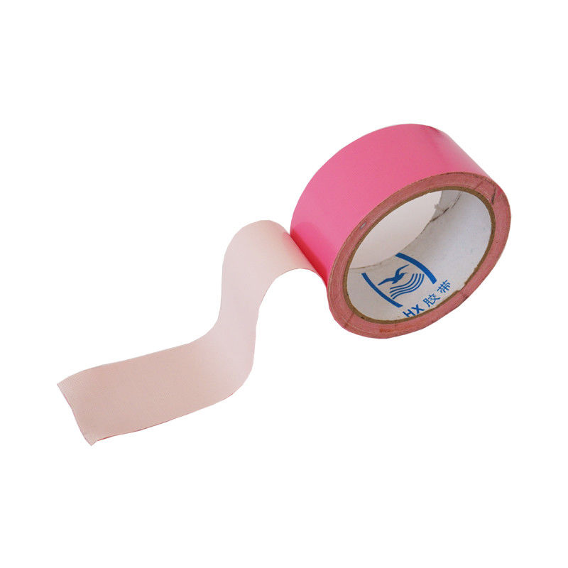 Hot Pink Water Resistant Wide Duct Tape Pressure Sensitive