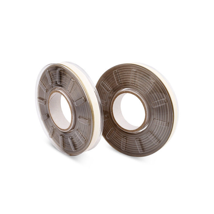 Heat Resistant Steel Wire Edge Masking Tape Anti Corrosion 80 -100°C For Bundling