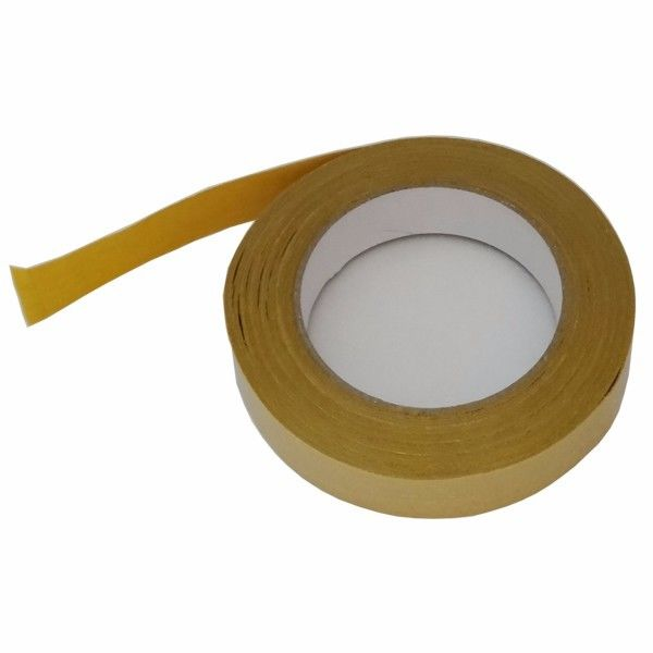 Heavy Duty PackingGummed Kraft Paper Tape High Viscosity 0.12-0.18mm Thickness