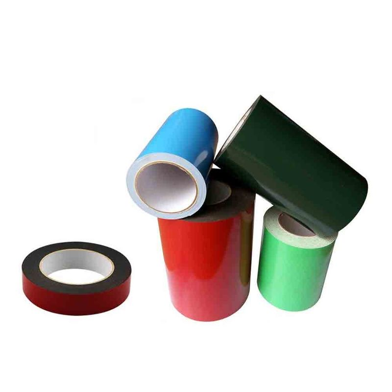 Industrial Double Adhesive Foam Tape , Sticky Back Foam Tape For Metal Bonding