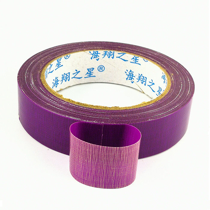 No Residue Glue Cloth Duct Tape With High Tensile Strength Jumbo Rolls