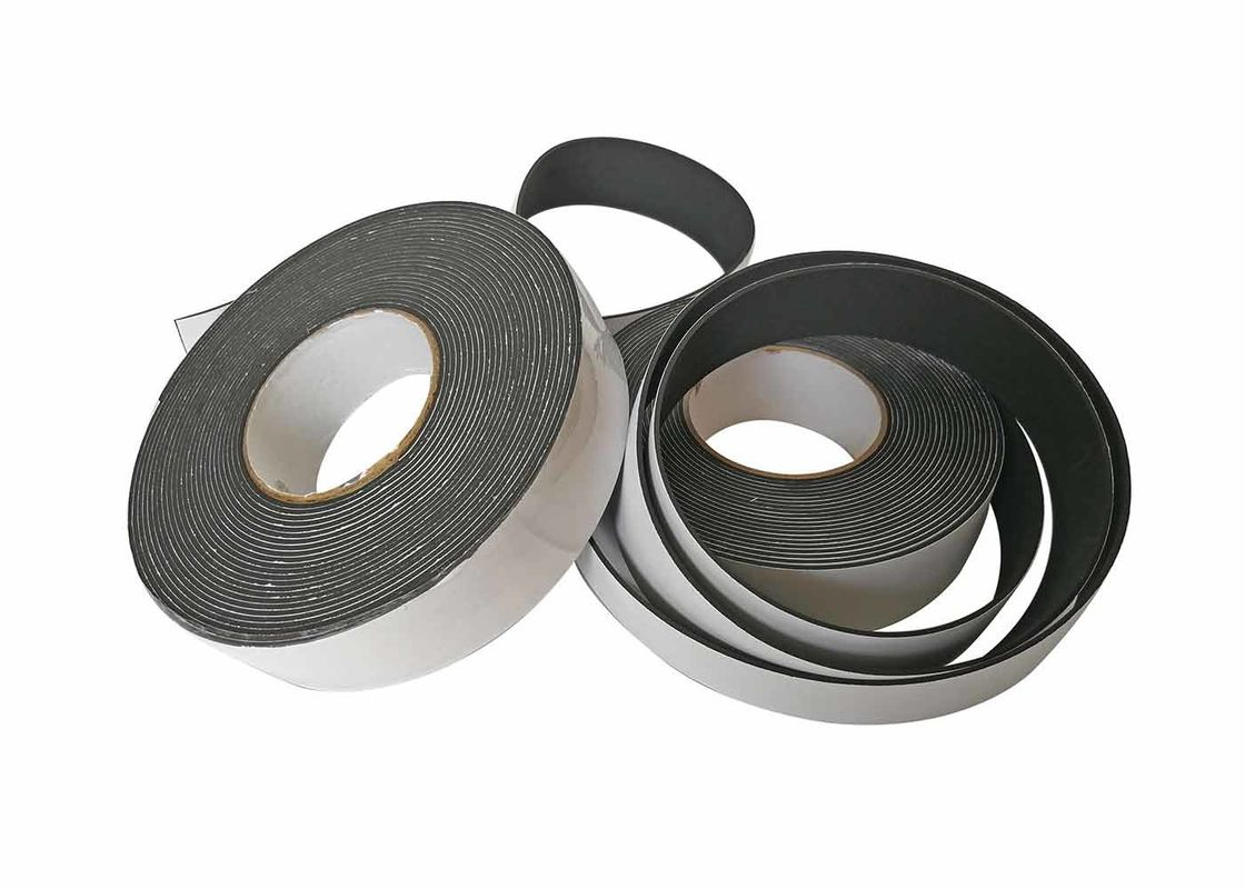 10 Meter) New EVA BLACK thickness 1mm Single Sided Sponge tape