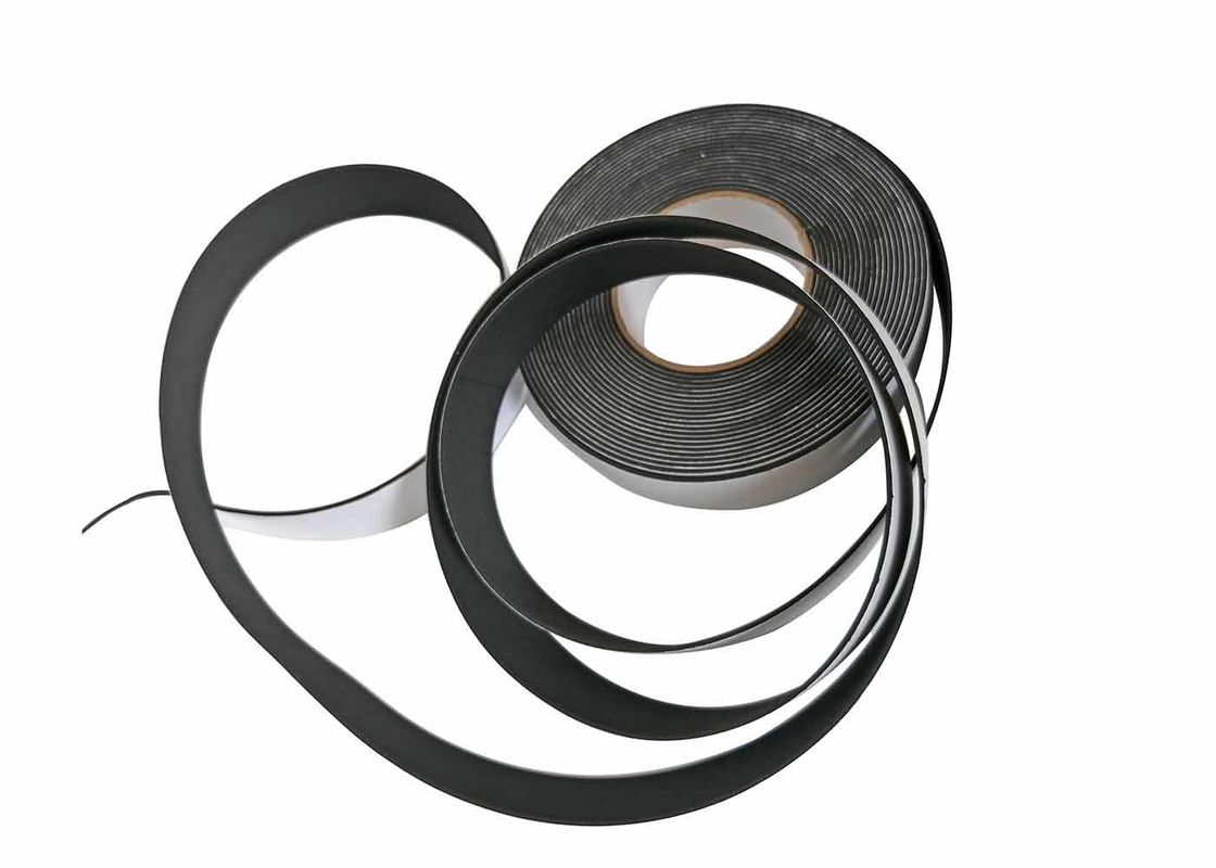 Single Coated Shockproof EVA Foam Seal Tape For Draft Closed Cell Seal Strip
