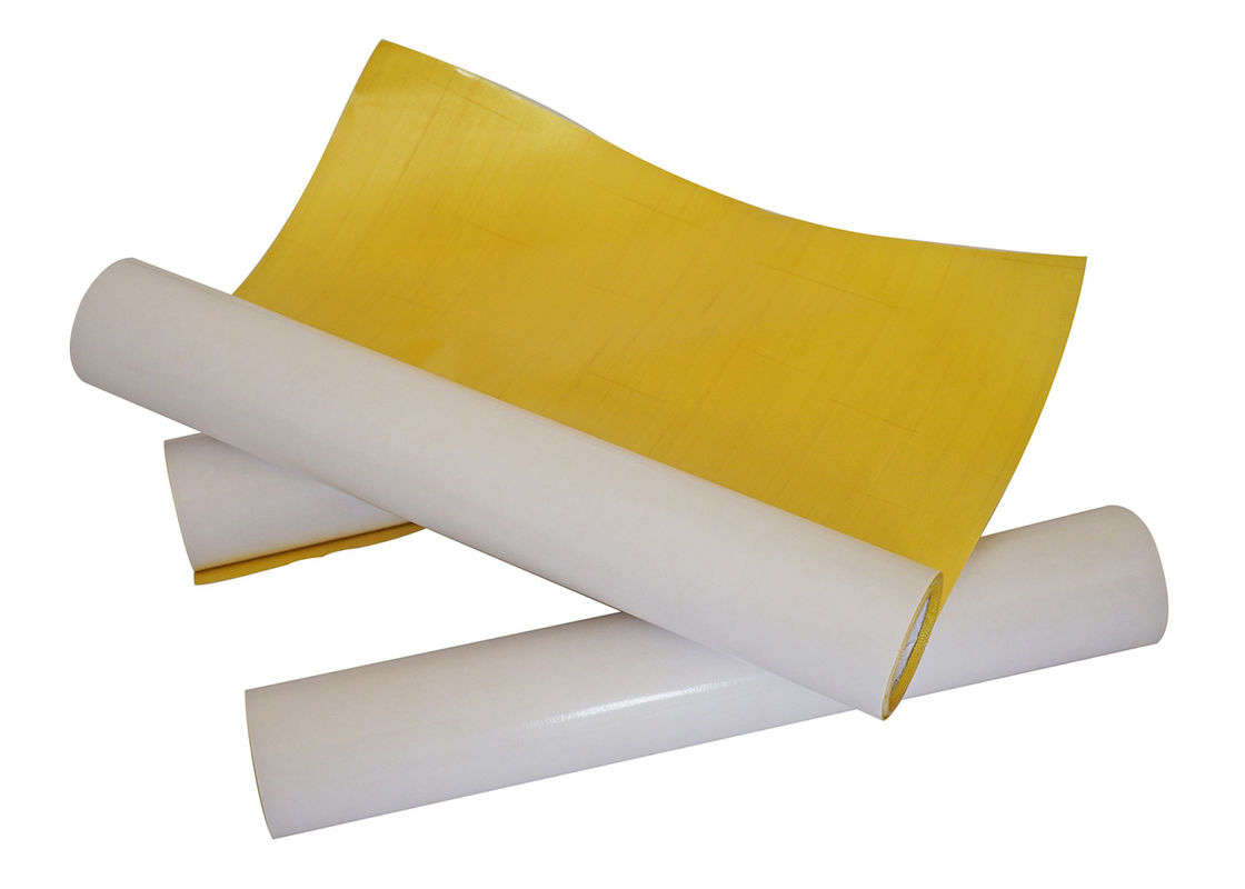 White Release Liners Double - Sided Mounting Tape For Flexographic Printing Plate