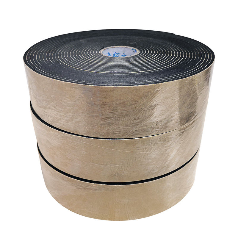 Single Sided Eva Foam Adhesive Tape,Hot Melt Black Foam Tape