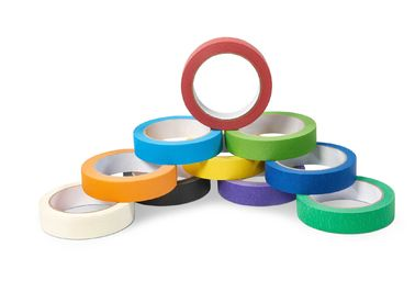 Colored Masking Tape on sales Quality Colored Masking Tape supplier