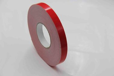 China Heat Resistant Double Sided Adhesive Foam Strips PE Door Weatherstirp Sealing factory
