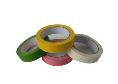 Edge Trim Easy Removal Colored Masking Tape For Art And Craft Projects