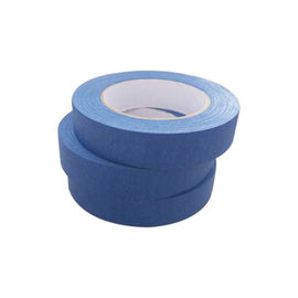 General Purpose Single Sided Blue Color Painters Masking Tape For Painting