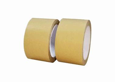 2.75 Inches X 375 Feet Kraft Adhesive Tape For Sealing And Packaging Painting