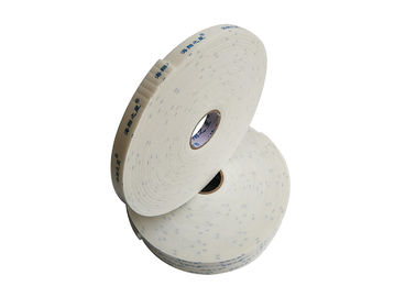 China White Sponge Waterproof Double Sided Adhesive Tape For Mirrors factory