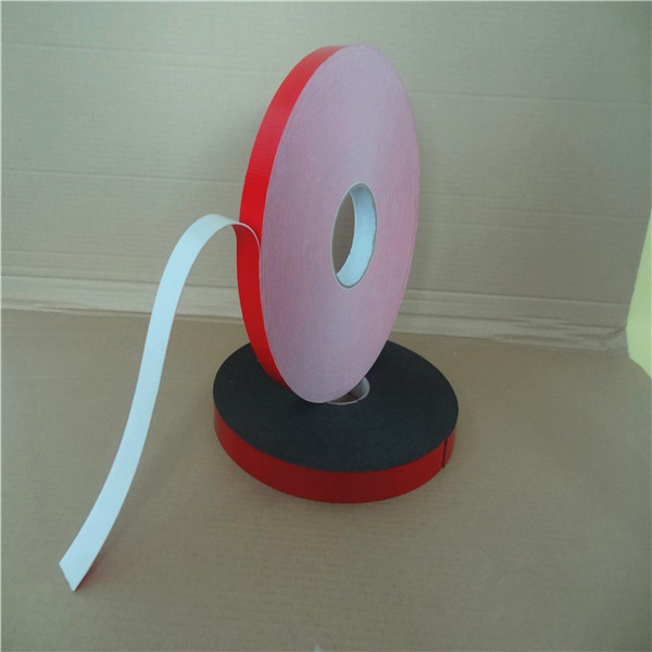 High Density Acrylic Foam Tape Self Adhesive Fixing Auto Mirror Humidity Resistant