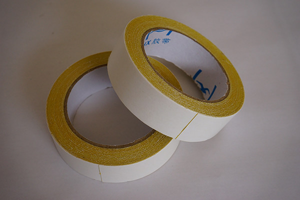 Heat Proof Double Sided Adhesive Carpet Tape Cloth Base Hot Melt No Residue
