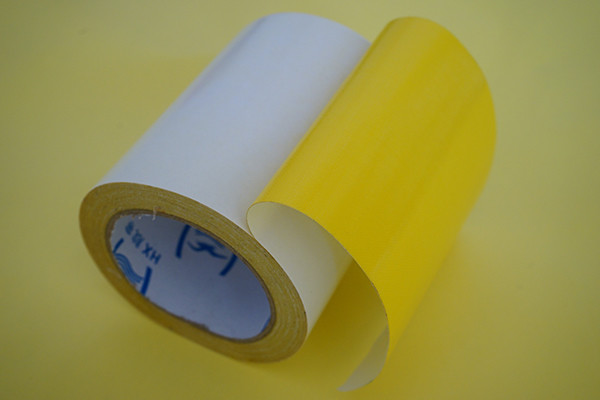 24mm Waterproof Double Sided Self Adhesive Tape White Release Paper Eco - Friendly