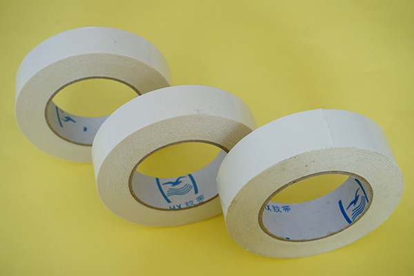 Hot Melt Adhesive Double Sided Carpet Tape Cotton Cloth Material For Binding
