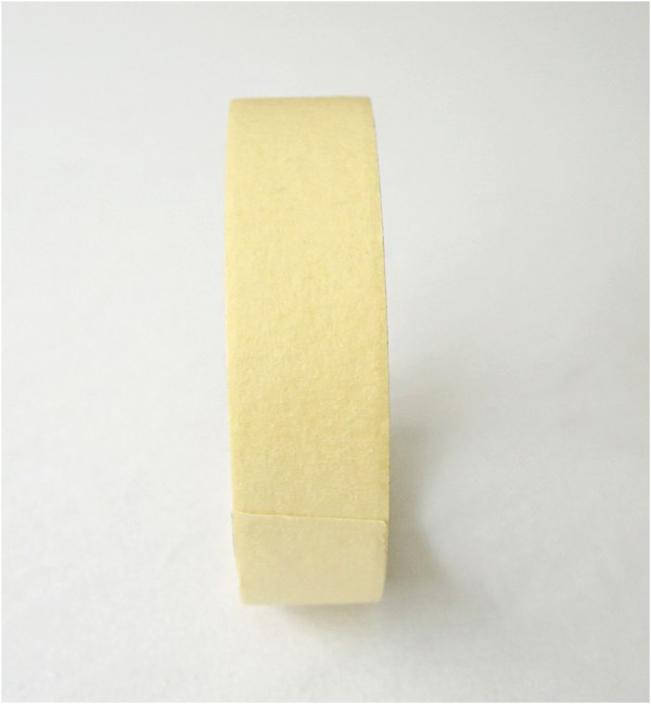Waterproof Colored Masking Tape , Crepe Paper Colored Adhesive Tape Self Adhesive