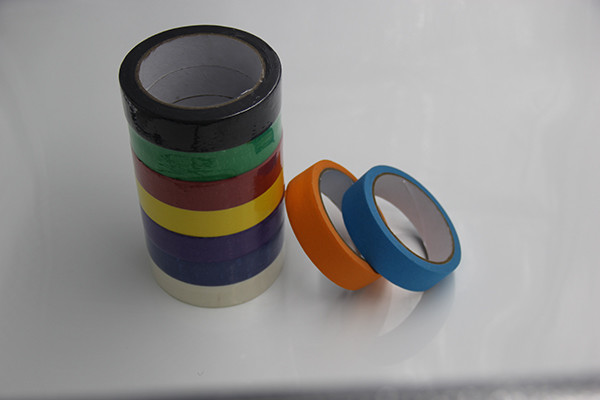 Clean Remove Different Colored Painters Tape Natural Rubber For Writing / Paint