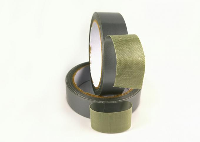 Silver Color Hot Melt Duck Duct Tape For Plastic Mulch Edge Banding