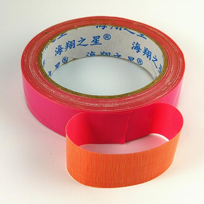 70 mesh 250 mic Thickness Cotton Cloth Duct Tape For Exhibition Carpet Joint