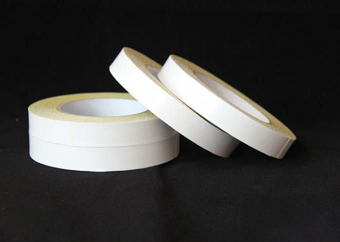 2 Inch X 30 Yards Cloth Adhesive Double Sided Carpet Tape No Residue White