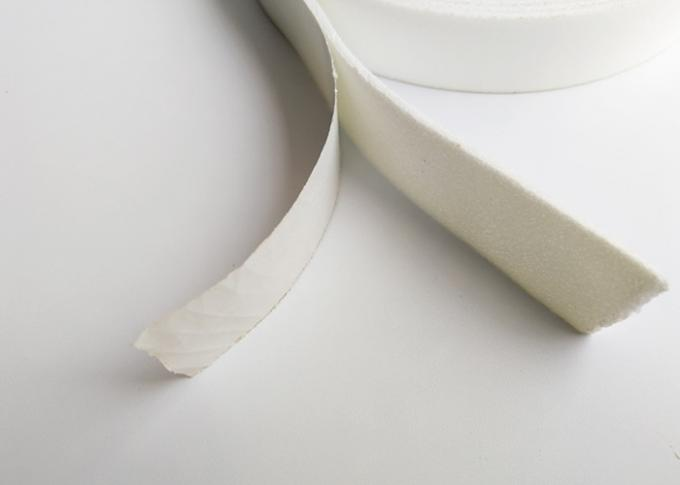 Waterproof White Double Sided Foam Tape For Advertise Decoration